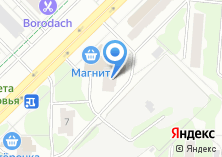 Компания «Мастерская по ремонту обуви и изготовлению ключей на Юбилейной» на карте