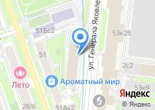 Компания «Qoop» на карте