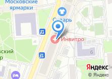 Компания «ТДЭ» на карте