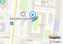 Компания «Алинапак» на карте