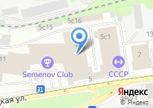 Компания «Факро-Р» на карте