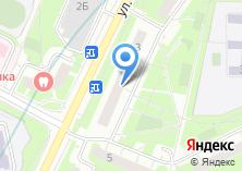 Компания «Урбис» на карте