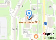 Компания «Магазин цветов на Шоссейной» на карте