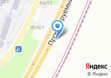 Компания «Газавтосервис» на карте