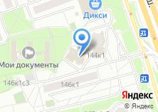 Компания «Вымпел» на карте