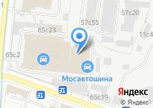 Компания «Визамоторс» на карте