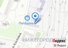Компания «Кушнарёв & Никитин и партнеры» на карте