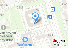 Компания «ХозОтдел.ру» на карте