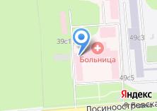 Компания «Центр Респираторной Медицины» на карте