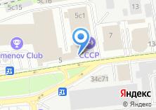 Компания «ЕГАС» на карте