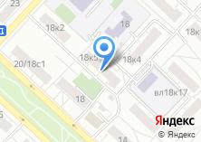 Компания «Инженерная служба района Богородское» на карте