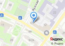 Компания «РУК» на карте