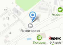 Компания «Ильинское участковое лесничество» на карте