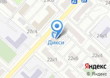 Компания «BrusGost» на карте