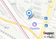 Компания «Автостоянка №4» на карте