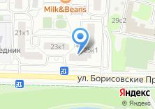 Компания «БУкеТИК Роз» на карте