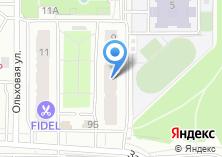 Компания «СОКРОВИЩА МАСТЕРИЦЫ» на карте