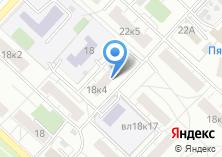 Компания «ТЕХМОНТАЖ-ТМ» на карте