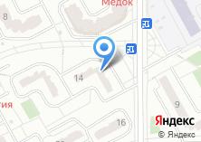 Компания «Строящийся жилой дом по ул. 6-й микрорайон (г. Видное)» на карте