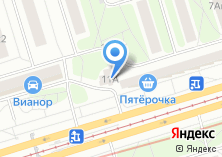Компания «Окулис Константини» на карте