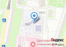 Компания «Детский сад №2126» на карте