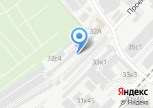 Компания «КУЗЬМА» на карте