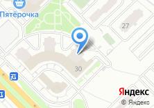 Компания «Жилэкc-сервис» на карте