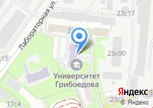 Компания «Дезцентр-МСК» на карте