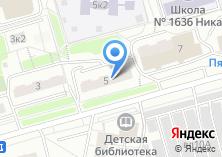 Компания «Мастерская по ремонту одежды на Воронежской» на карте