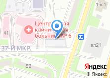 Компания «Детская поликлиника №93» на карте