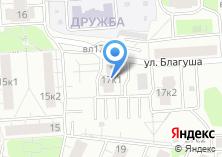 Компания «Пермь» на карте