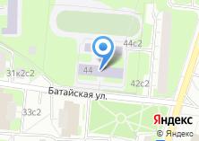 Компания «Средняя общеобразовательная школа №846» на карте