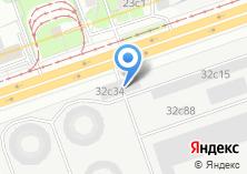 Компания «ТЭЦ-11 им. М.Я. Уфаева» на карте