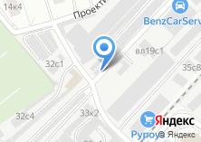 Компания «Гаражно-строительный кооператив №8» на карте