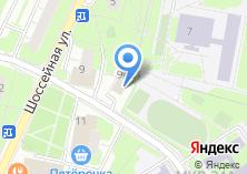 Компания «СтройПотолок» на карте