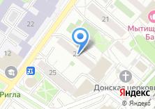 Компания «Оргцентр Мытищи» на карте