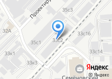 Компания «AvtoZip» на карте