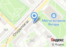 Компания «ОПОП Восточного административного округа район Преображенское» на карте