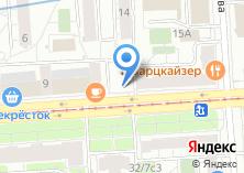 Компания «Кафетерий на Щербаковской» на карте