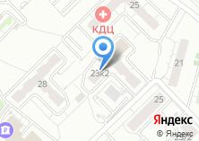 Компания «Русский торт» на карте