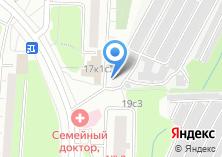 Компания «Первенец» на карте