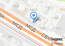 Компания «НоваТур» на карте