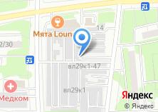 Компания «Зябликово-27» на карте
