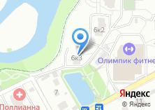 Компания «Русь-2000» на карте