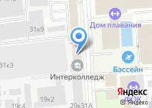 Компания «Техстрой-Москва» на карте