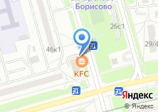 Компания «Мой магазин» на карте
