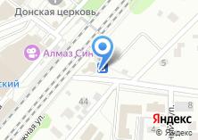 Компания «Автостоянка на Вокзальной 1-й» на карте