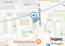 Компания «Финаудит» на карте