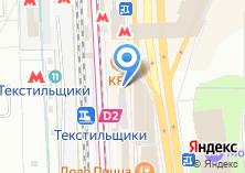 Компания «Текстильщики» на карте