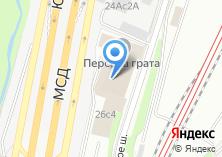 Компания «ИнфоМаксГрупп» на карте